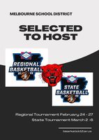 Melbourne Selected to Host Regional & State Basketball