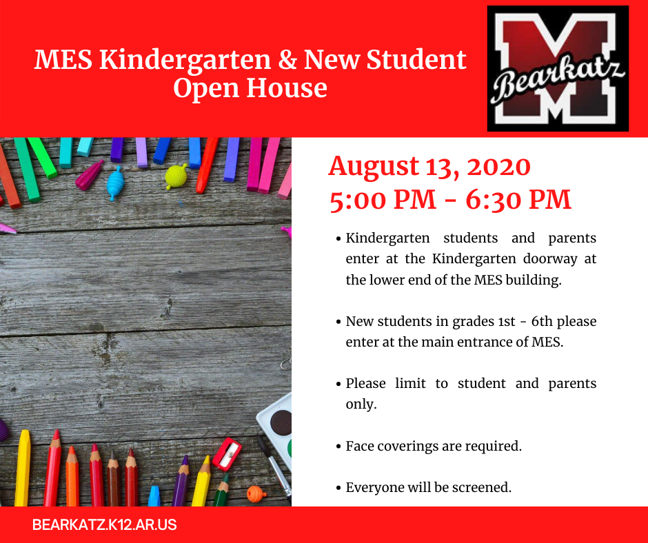 MES Open House